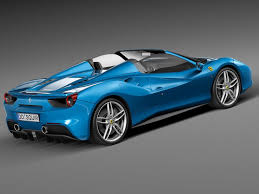 2018 ferrari 488 spider price. Modren Spider 2 Ferrari 488 GTB Spider 2016 Royaltyfree 3d Model  Preview No Inside 2018 Ferrari Spider Price