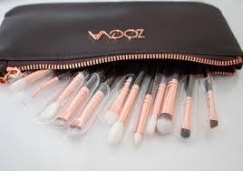 zoeva rose gold brushes rose golden luxury plete eye sets plete makeup