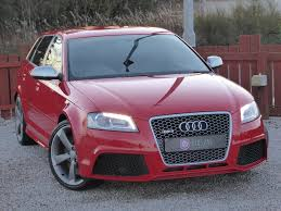 Used Audi Rs3 Hatchback 2.5 Tfsi Sportback S Tronic Quattro 5dr in ...