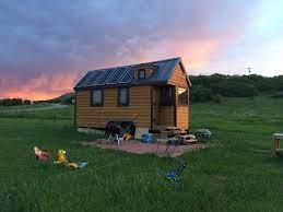 10 tiny houses in colorado