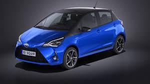 Toyota yaris hybrid 3D model - TurboSquid 1155525