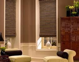 wood roman shades. Woven Wood Roman Shades, Texas Shades E