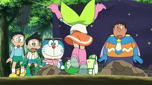Doraemon truyện dài Đội vệ binh Dải Ngân Hà - YouTube