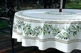 astounding fitted round outdoor tablecloth with umbrella hole tablecloth with umbrella hole tablecloth outdoor round tablecloth