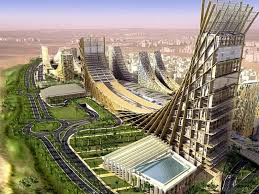 The fantastic building architecture designs ideas full of creativities.  Other futuristic shape of the fantastic building architecture inspired by  solar ...
