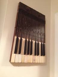 i am bringing a piano full of keys i knew the were cool but some great ideas found these are my favorites this is a great key wall decor item  on piano themed wall art with it is inspiring how many parts of the piano can be used outside of