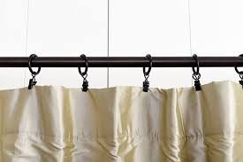 whats the best way to hang your dry how to decorate curtains with curtain hooks