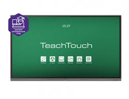 Интерактивный комплекс TeachTouch 4.0 SE TT40SE-75U-P; ПК ...