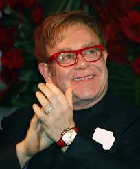 Elton John is the godfather of the children of David and Victoria Beckham.Reuters - elton-john
