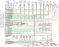 radio wiring diagram for 2005 ford explorer the wiring 1995 ford explorer radio wiring diagram image