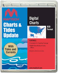 Maptech Charts Tide Update Only
