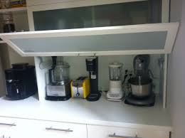 Cabinet For Kitchen Appliances Kitchen Appliance Garage Ikea Hackers Ikea Hackers