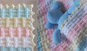 Free Crochet Patterns For Newborns Mesmerizing Nicole Baby Blanket Free Pattern and Tutorial Your Crochet