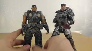 NECA Gears of War 3 Marcus Fenix Review ...