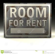 for rent sign template info sign room for rent stock illustration illustration of mail