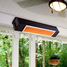 hanging patio heater. Hanging Outdoor Heater 2 Natural Gas Patio Black