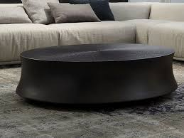 low round coffee table for living room