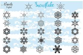 Create mickey mouse shaped paper snowflakes. Free Illustrations Download Christmas Decor Snowflake Clipart Snowflake Silhouette Free Design Resources