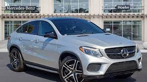Adding to that their collaboration with mclaren and amg, mercedes currently produce cars that rival sporty italians in terms of speed and flamboyance. 2018 Mercedes Benz Gle Gle 43 Amg 4matic Coupe For Sale In Carlsbad Ca Truecar