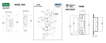 electric door strike wiring diagram facbooik com Door Strike Wiring Diagram hes 5000 wiring diagram boulderrail electric door strike diode wiring diagram