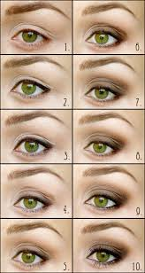 skin makeup and ideas with makeup step by step for small eyes with smokey eyes for
