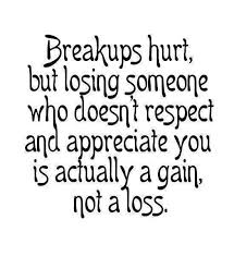 Quotes About Breakups Gorgeous Great Love Quotes Breakups Is Not A Loss If Who Love Quotes