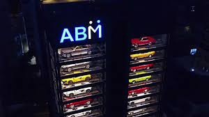 Car Vending Machine Singapore Address Gorgeous This Is The World's Largest Luxury Car Vending Machine