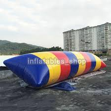 2019 5x2m <b>Hot Sale</b> Water Blob <b>Jump</b>, Inflatable Water Game Toy ...