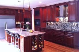 1 cherrywood glaze kitchen cabinets columbus ohio