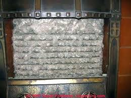 fireplace insert insulation sert fireplace insert insulation cover