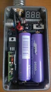 tinkering the naos raptor 20a 120w dc dc converter finished box from the inside