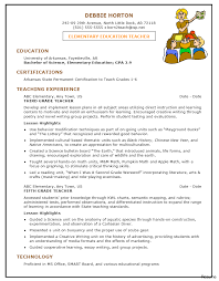 Sample Resume For Teachers Teacher Sample Resume Best Teacher Resume Example Livecareer 34