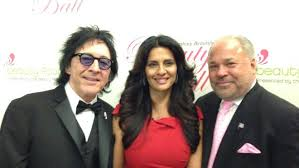 <b>Kiss</b>' <b>Peter Criss</b> leads celebs in fight against cancer