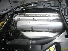1997 Aston Martin DB7 Coupe 3.2 Liter Supercharged DOHC 24-Valve ...