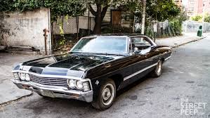 THE STREET PEEP: 1967 Chevrolet Impala Coupe