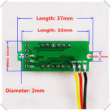 wiring digital voltmeter wiring diagram online dc volt amp meter wiring diagram 3 wire digital voltmeter wiring browse data wiring diagram simple auto wiring diagram mini 4 bit