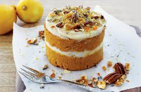 Raw Carrot Cake With Icing Healthy Cake Recipes Nourish Magazine