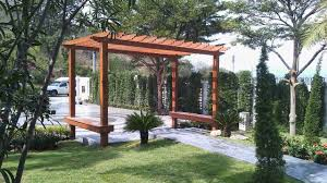 Thai Gazebo Designs Tropical Paradise From A Blank Canvas Thai Garden Design