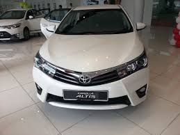 new car release malaysia 2014The New 2014 Toyota Altis Launched Malaysia Interior Exterior Walk