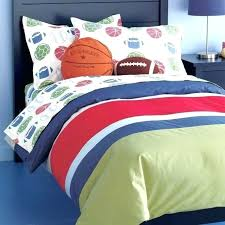 sports bedding sets toddler sports bedding set basketball football base and soccer within pretty bed toddler
