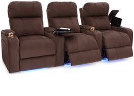 <b>Adjustable</b> Powered Headrests Home Theater Seating | 4seating