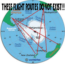 Flat Earth Flight Patterns Stunning Commercial Air Flights On A Flat Earth Work Perfectly Aplanetruth