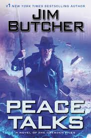 Dresden Files' Book 17 Release Date Announced, 'Battle Ground' To Follow  'Peace Talks' This Year