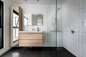 Unfinished Oak Bathroom Cabinets Accessories Floating Sink Contemporary Bathroom Design Beautiful