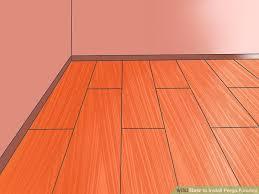image titled install pergo flooring step 6