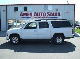 Chevrolet Suburban Suv In Nampa Id Amen