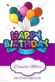 Birthday Cards Templates 6 690 Customizable Design Templates For Birthday Card Postermywall