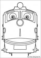 Small Picture Chuggington coloring pages on Coloring Bookinfo