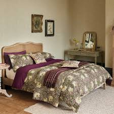 william morris pimpernel main bed