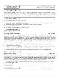 Resume Tips And Examples Resume Example